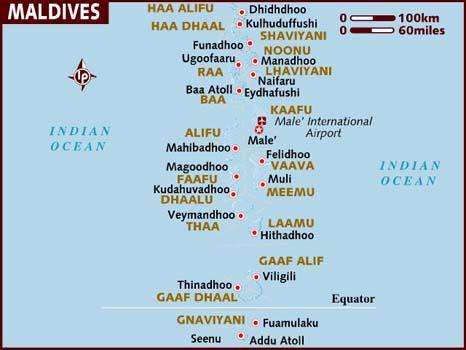 მალდივის კუნძულები
